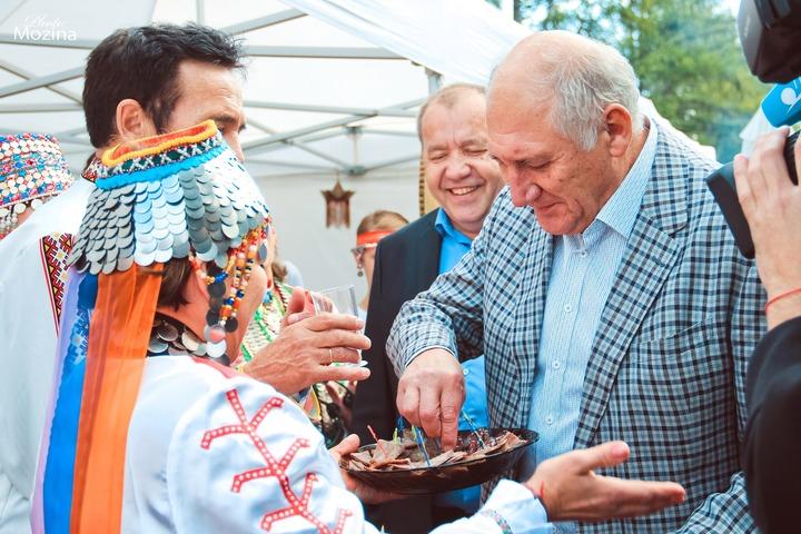 Санкт-Петербургский фестиваль национальных кухонь