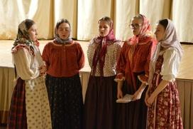 Фольклорные коллективы Новосибирска спели духовные стихи в честь Великого поста