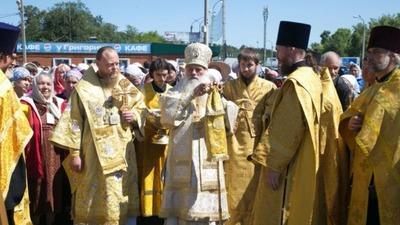 Роспотребнадзор Алтайского края хочет привлечь к ответственности организаторов крестного хода