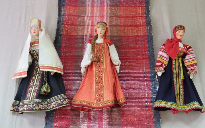 Дом народных мастеров во Владимире