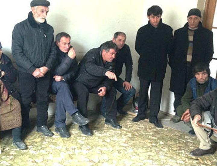 Селяне Дагестана прекратили голодовку после встречи с чиновником