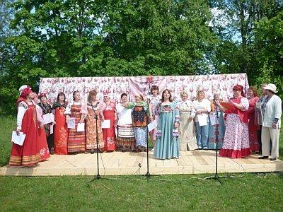 Старинные русские обряды вспомнили на Смоленщине