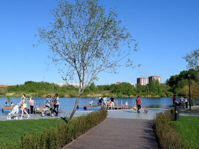 В парках Казани проведут лекции по истории Татарстана