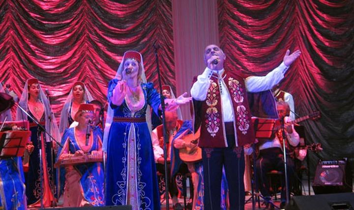 В Крыму отпраздновали Дни армянской культуры