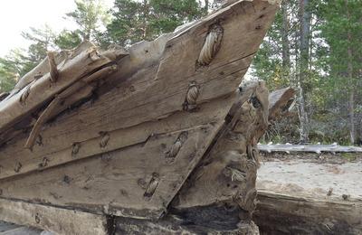 Трехсотлетний поморский коч установят на набережной вологодской Вытегры