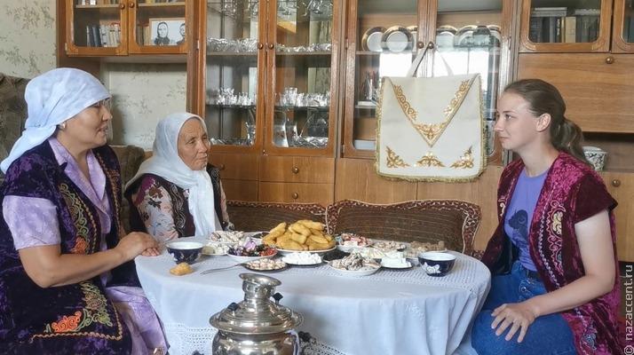 Дженсис, коспа и дастархан: в гостях у казахской семьи