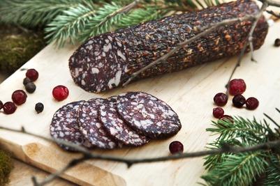 Специальную колбасу из оленины с дикоросами разработают для жителей Арктики