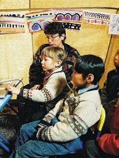 Родителей-оленеводов на Камчатке опросят об организации кочевых школ