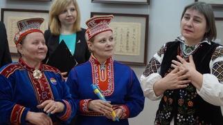 В Мурманске встретились саамы четырех стран