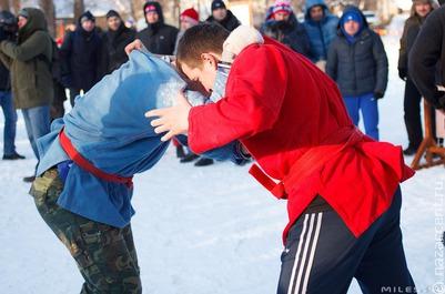 В Астрахани пройдет турнир по русскому кулачному бою