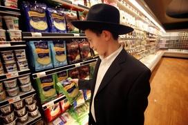 У крымских евреев нет возможности покупать кошерную пищу
