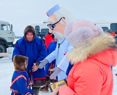 Чум здоровья: тундровики на Ямале повторно вакцинировались от коронавируса