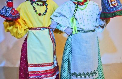 В Кудымкаре состоится праздник традиционных костюмов народов Пермского края