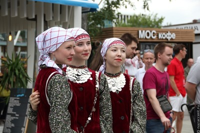 День культуры финно-угорских народов впервые пройдет в Москве