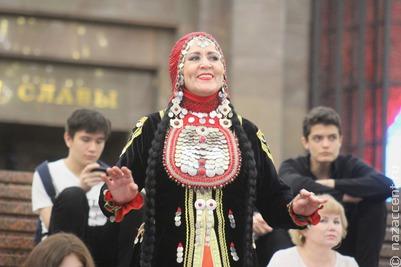 Участники и зрители фестиваля САМОВАРФЕСТ-2021