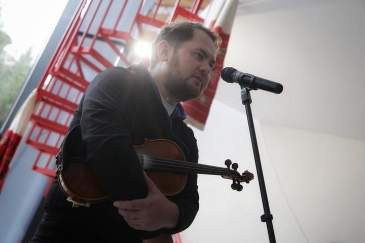Уфимский скрипач завершил посвященную башкирскому фольклору голодовку