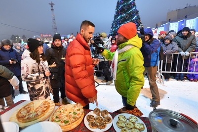 Поединок пиццы и перепечей прошел в Ижевске