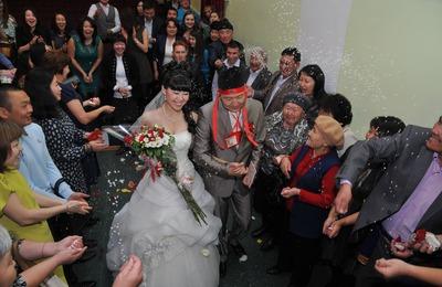 """Правильная"" свадьба"