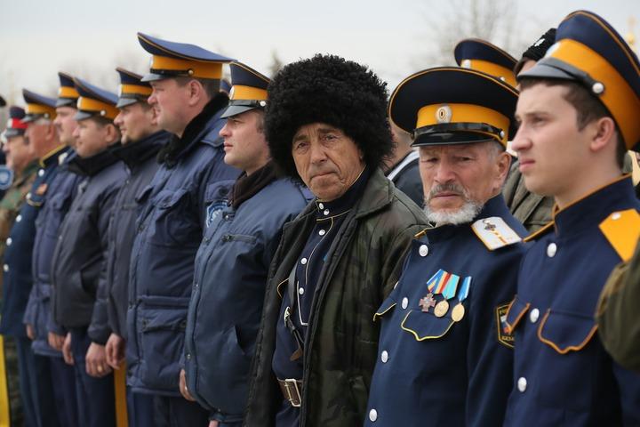 Астраханские казаки отметят семидесятую годовщину Победы походом до Севастополя