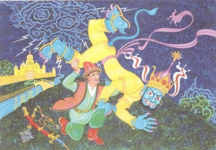 "Башкирский эпос ""Урал-батыр"" переведут на киргизский язык"
