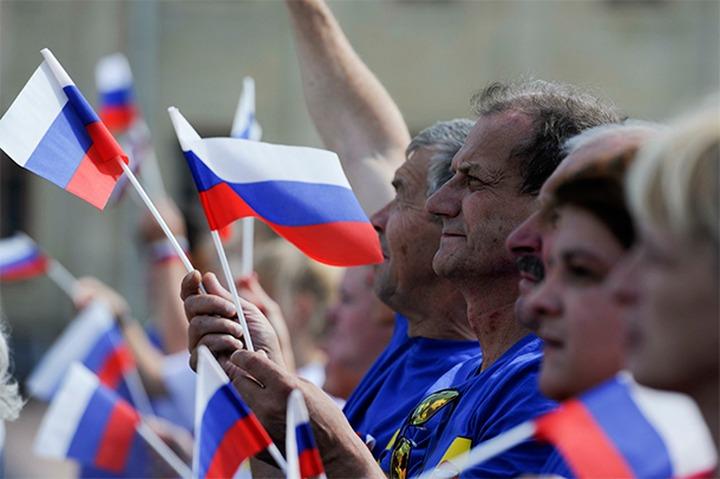 Только для 8% россиян единство народа является символом России
