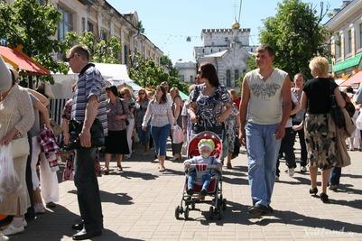 Большинство россиян не ощущает межнациональной напряженности в своем городе