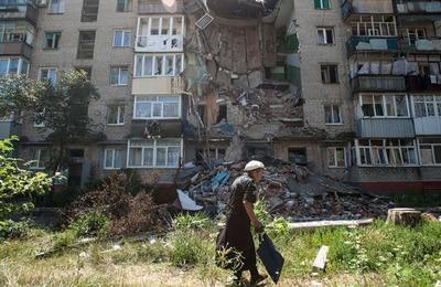 Глава украинской ФНКА опасается возобновления в новом году военных действий в Луганске и Донецке