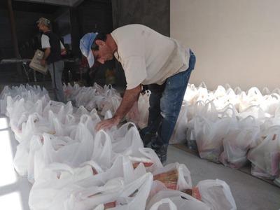 Союз армян России направил гуманитарную помощь в Нагорный Карабах