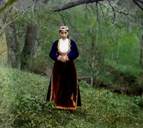 Национальные костюмы армян