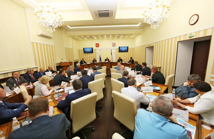 В Крыму обсудили меры противодействия экстремизму