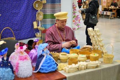 В Перми завершилась ярмарка народных промыслов