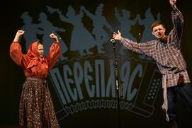 """В Москве открылся фестиваль традиционного русского танца """"Перепляс"""""""