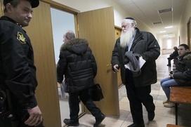 Главный раввин Тулы обжалует решение о его депортации из России