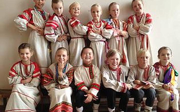 В Томске стартует Российская детская фольклорная ассамблея