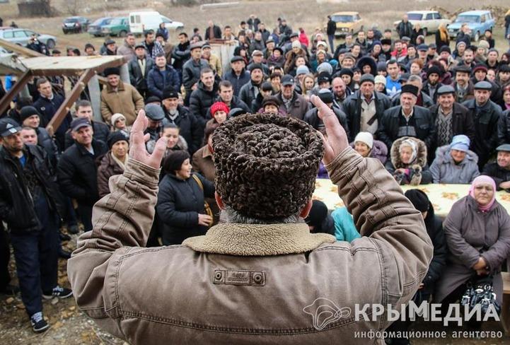 Крымские татары пожалуются Путину на затягивание оформления земель