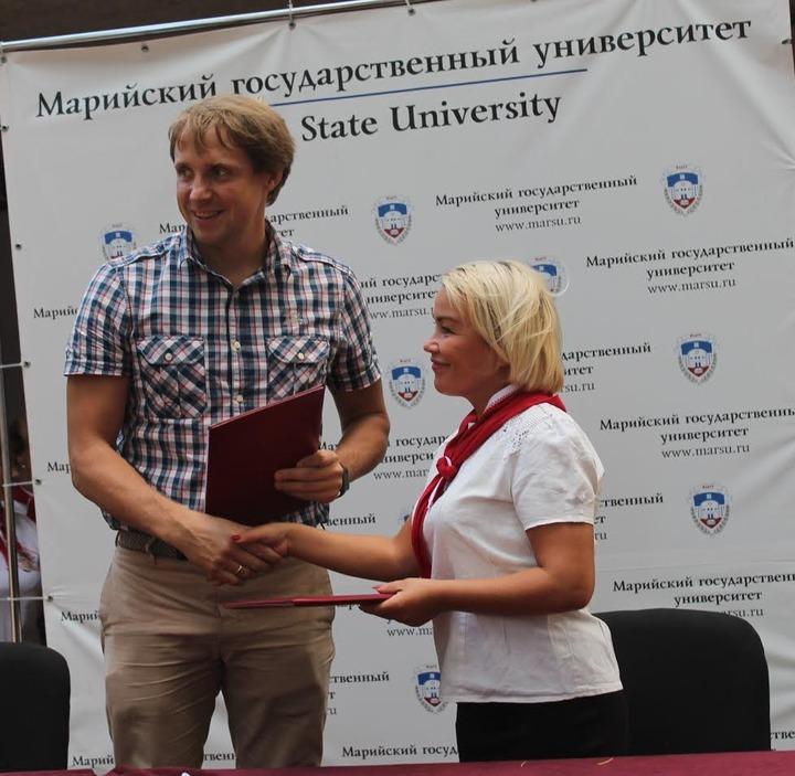Гильдия межэтнической журналистики договорилась о сотрудничестве с Марийским государственным университетом