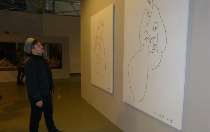 Казакам понравилась выставка Марата Гельмана Icons в Санкт-Петербурге