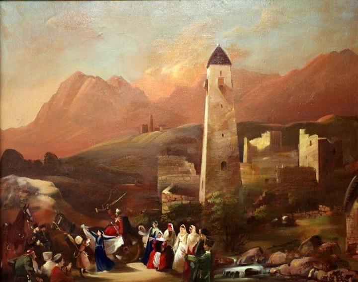 Жителей Волгограда познакомят с искусством Ингушетии
