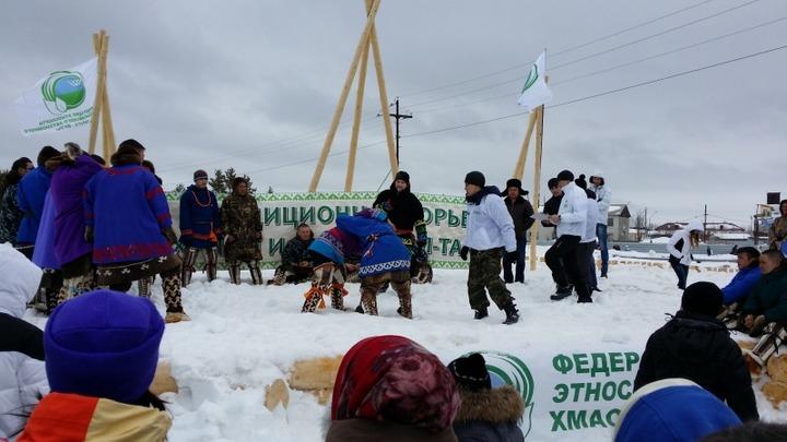 Сургутские ханты провели турнир по нюл-тахли