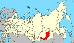 """Москвичи """"исключили"""" Бурятию из состава России"""