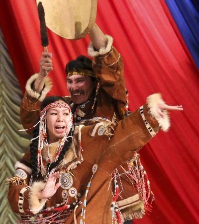 """Фестиваль """"В семье единой"""" собрал вместе все народы Камчатки"""
