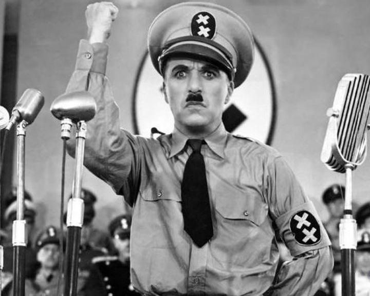 """Ауффидерзейн, """"дедушка Гитлер"""""""
