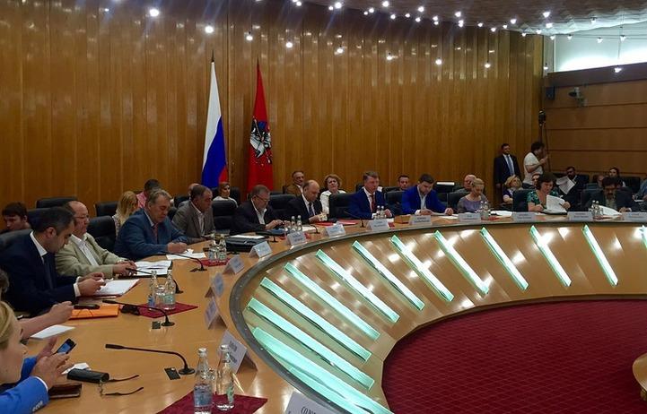 Московский Совет по делам национальностей обновил свой состав