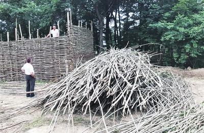 """В Ингушетии начали строить """"Саклю отцов"""""""