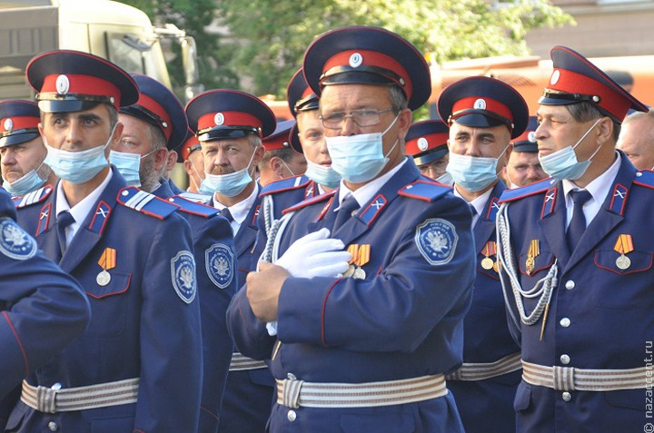 Владимир Путин скорректировал состав президентского совета по казачеству