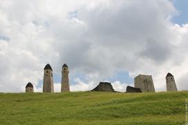 Музей культуры алан под открытым небом откроют в Северной Осетии