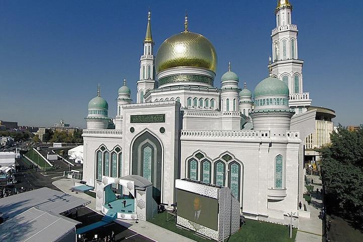 Московские мусульмане не станут собираться у Соборной мечети на Ураза-байрам из-за эпидемии