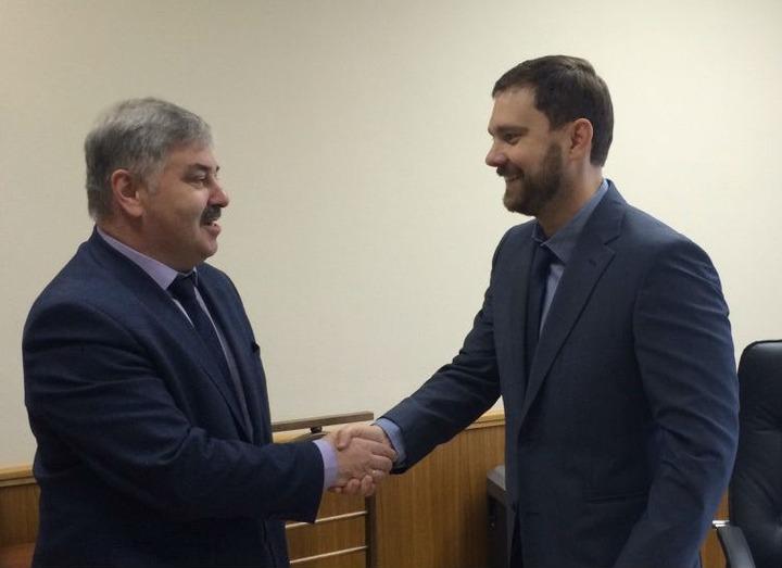 Глава агентства по делам национальностей встретился с министром нацполитики Карелии