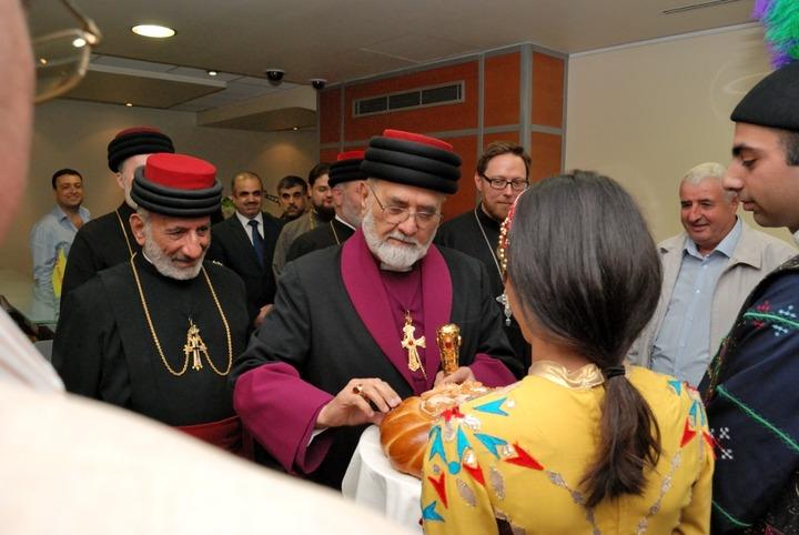 Патриарх Ассирийской церкви Востока посетит ассирийские общины России
