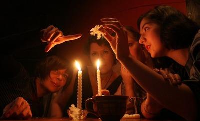 В Нижнем Новгороде устроили святочные посиделки